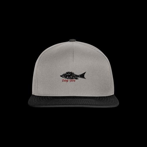 Dogfox Fisch - Snapback Cap