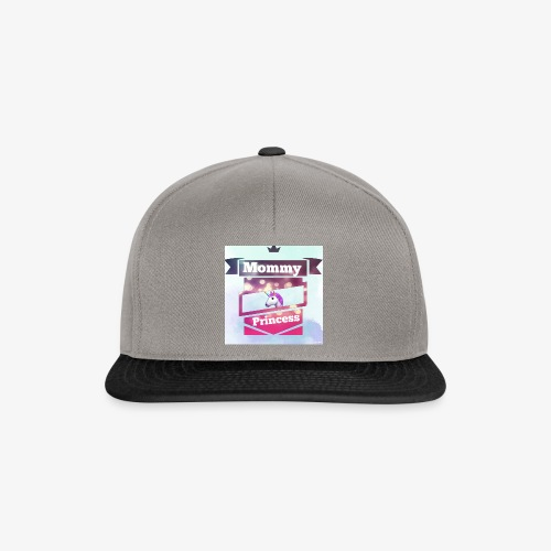 Mommy & Princess - Snapback Cap