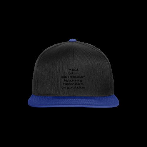 IM A DJ! - Snapback cap