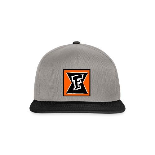 Logo Farbe - Snapback Cap