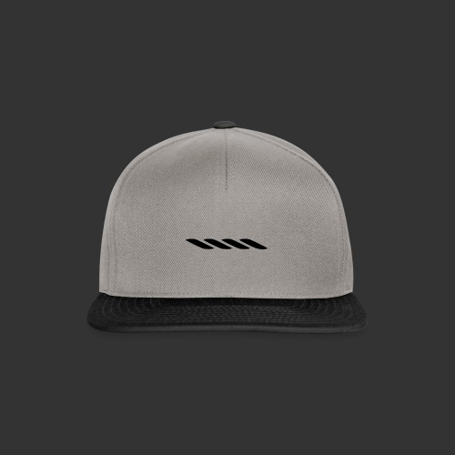 Rope With Bite Logo - Snapback Cap