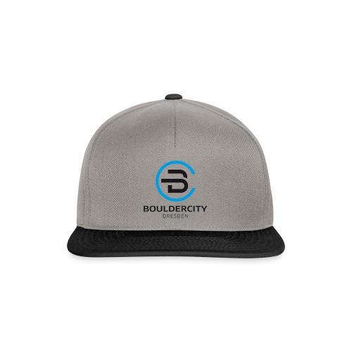 Bouldercity Dresden Blau Schwarz - Snapback Cap