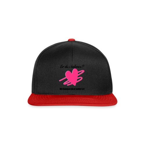 I Balance Design - Snapback Cap