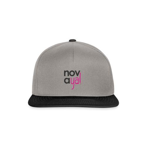 Logo Novaya! - Casquette snapback