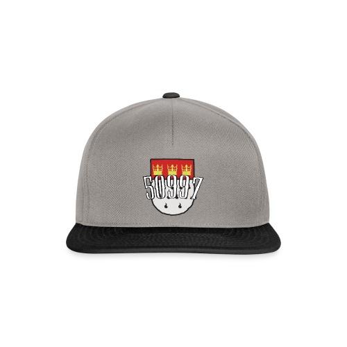 Köln Veedel 50997 - Snapback Cap