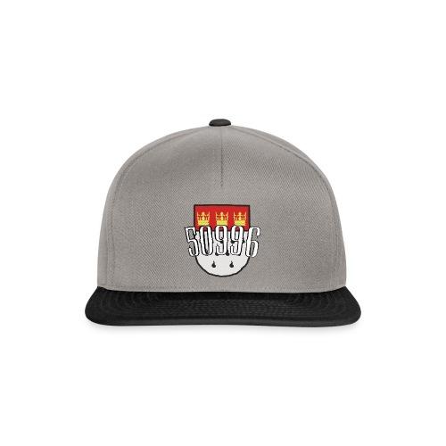 Köln Veedel 50996 - Snapback Cap