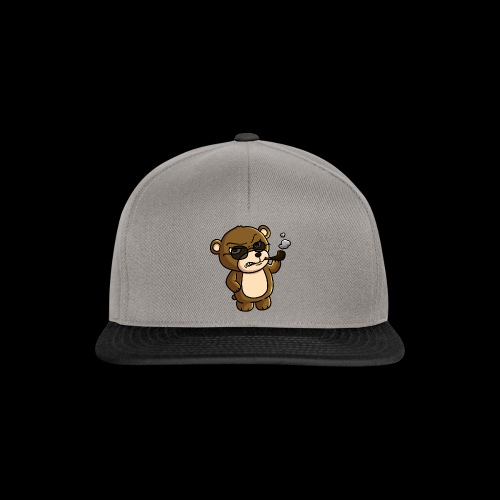 AngryTeddy - Snapback Cap