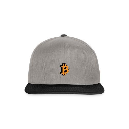 Bitcoin - Snapback Cap