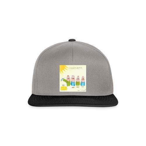 Sonnenanbeter - Snapback Cap
