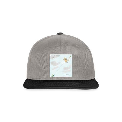 Katze Drachensteigen - Snapback Cap