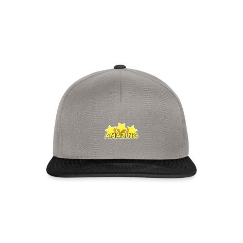 Amazing - Snapback Cap