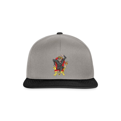 Bitcoin Monkey King - Beta Edition - Snapback Cap