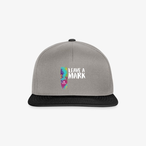 Leave a mark - Snapback Cap