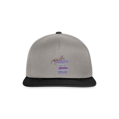 einhorn1 - Snapback Cap