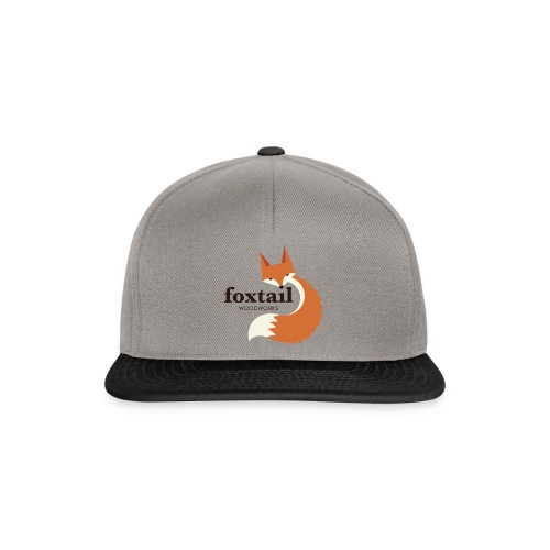Foxtail Woodworks RGB - Snapback Cap