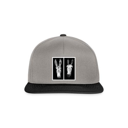 Eselköpfe-Esel - Snapback Cap