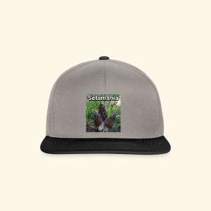 Colmenillas setamania - Gorra Snapback