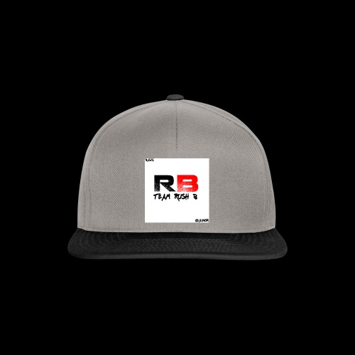 trb logo quaynor - Snapback Cap
