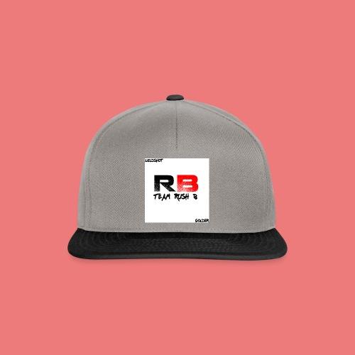 trb logo wildshot - Snapback Cap