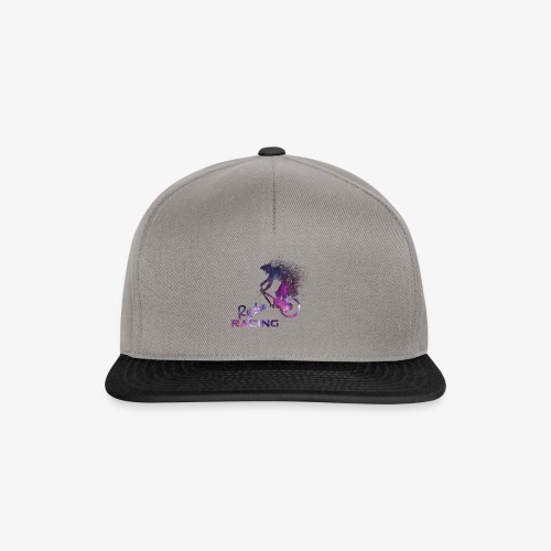 Galaxy Bike - Snapback Cap