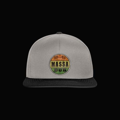 Logo de Massa Dub - Casquette snapback