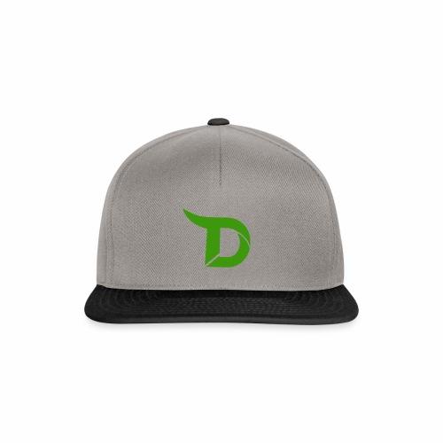 TeamDino's Green Logo - Snapback Cap