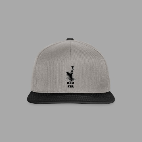 BLK FTR N°5 - Snapback Cap