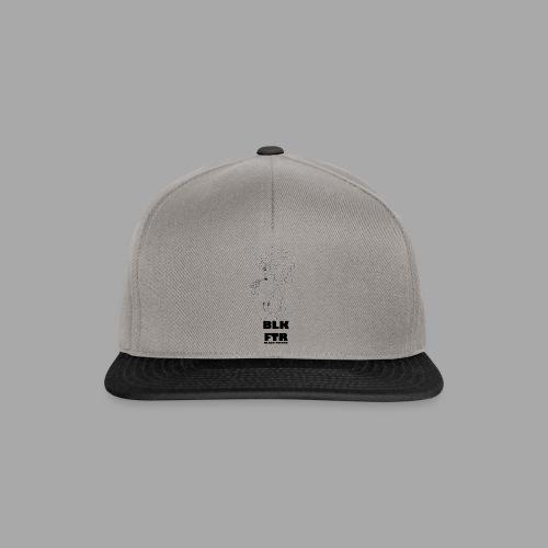 BLK FTR N°6 - Snapback Cap