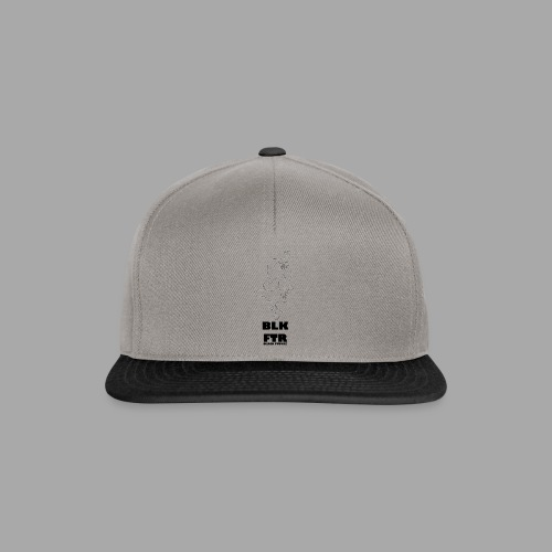 BLK FTR N°7 - Snapback Cap