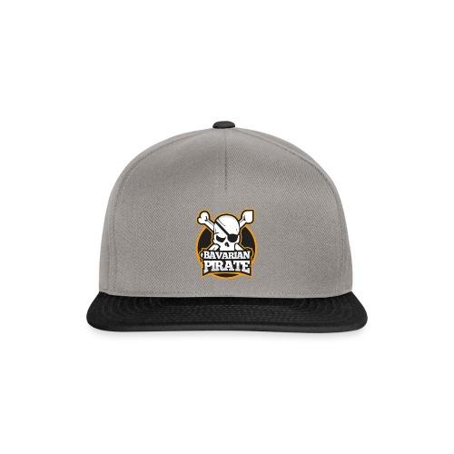 Pirate Logo - Snapback Cap