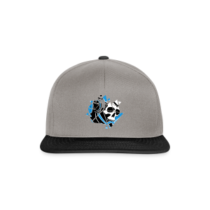 Official Logo Of The Hooded Gamer - Snapback Cap