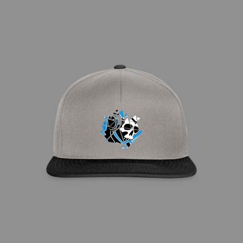 Official Logo Of The Hooded Gamer - Snapback Cap