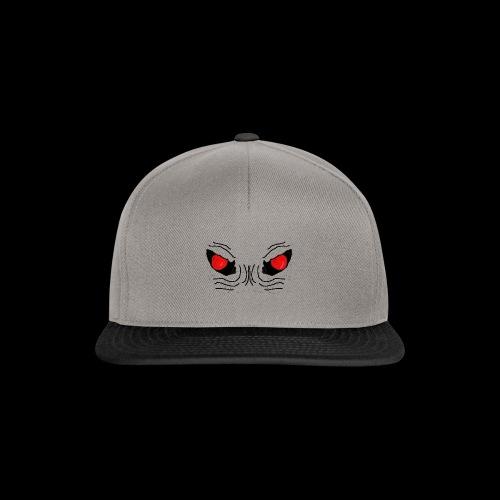 Demon Eyes Red - Snapback Cap