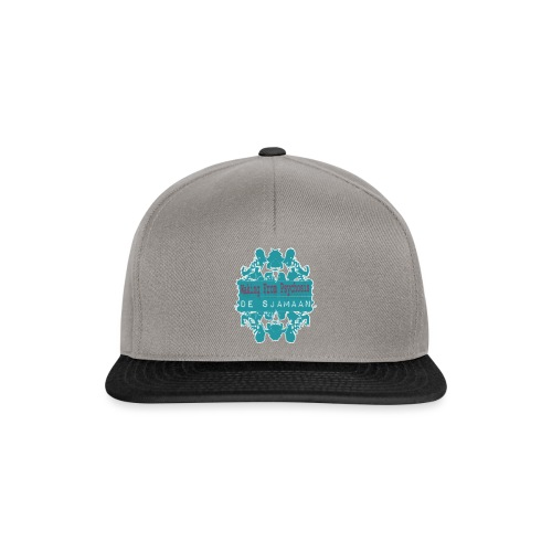 Waking from Psychosis - Snapback cap