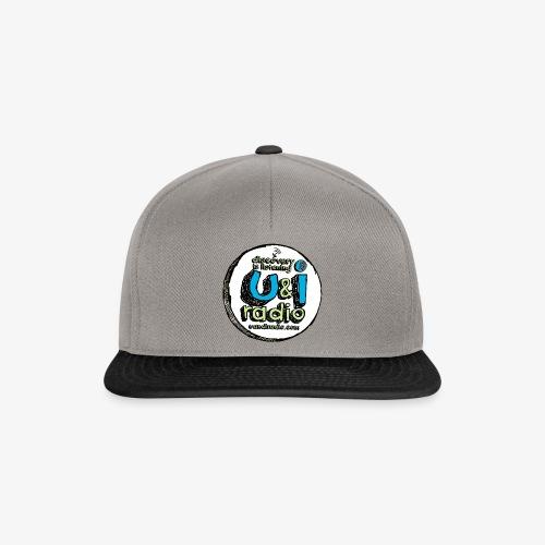 U & I Logo - Snapback Cap