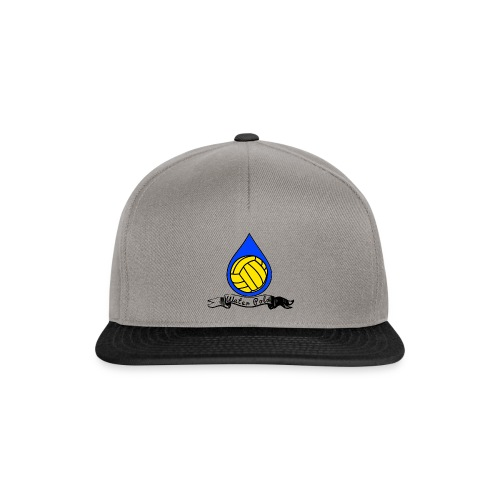 Wasserball Design | Water Polo Drop - Snapback Cap