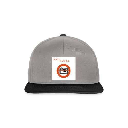 Anti Gaffer - Snapback Cap