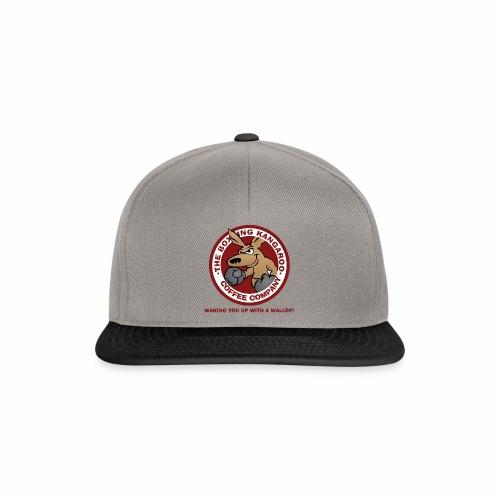 Boxing Kangaroo Coffee Company - Snapback Cap