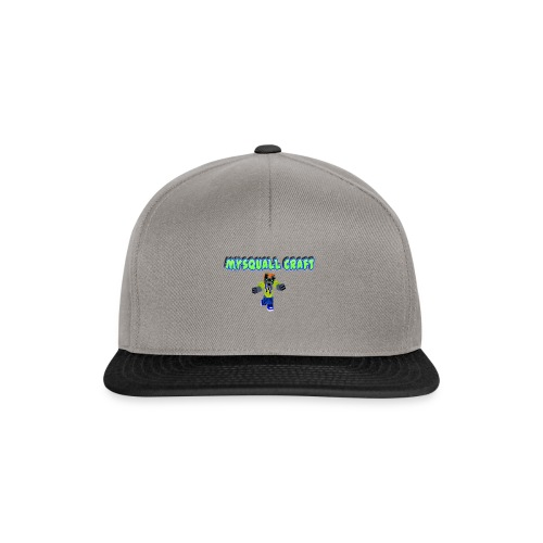 Erstes mysquall Craft Design - Snapback Cap