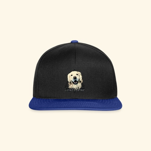 RETRIEVER LOVE FOREVER - Gorra Snapback