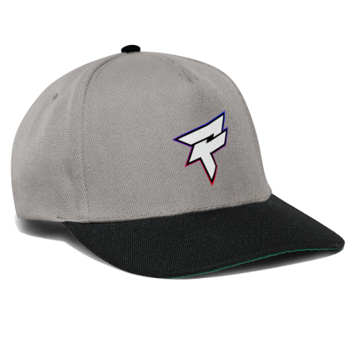 Pozyh Logo - Snapback Cap