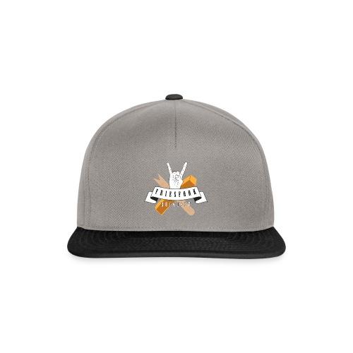 Friesfork Logo - Snapback Cap