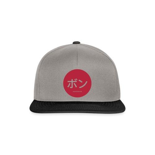 Bonn-Japanese_round - Snapback Cap