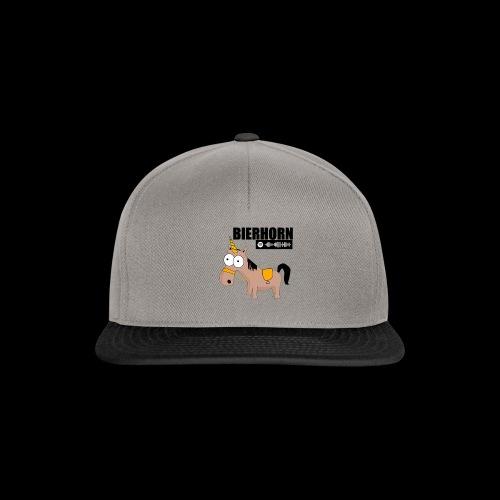 BIERHORN - Snapback Cap