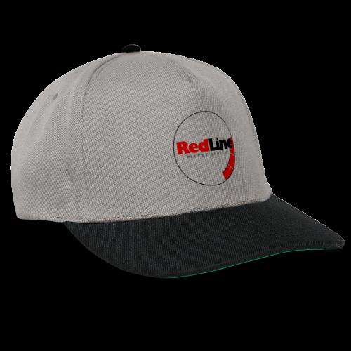 RedLine Logo - Snapback Cap