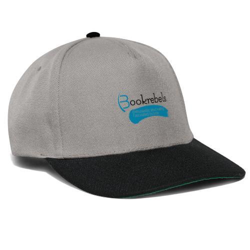 Bookrebels Enthusiastic - Black - Snapback Cap