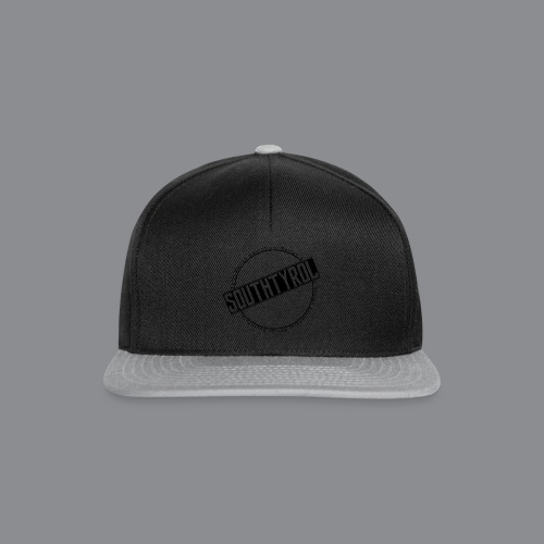 SouthTyrol Kreisform - Snapback Cap