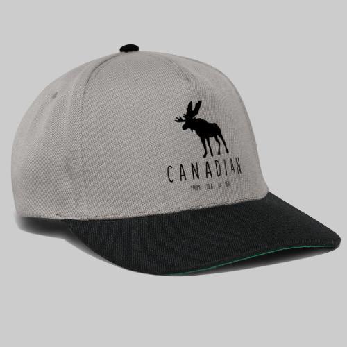 Canadian - Casquette snapback