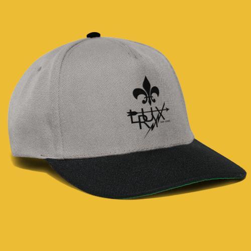 Luxry (Black) - Snapback Cap