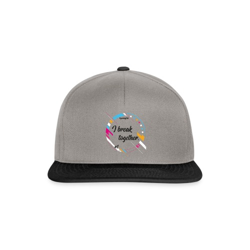 germglisch 1 - Snapback Cap